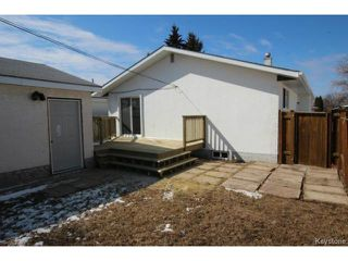 Photo 19: 911 Vimy Road in WINNIPEG: Westwood / Crestview Residential for sale (West Winnipeg)  : MLS®# 1508235