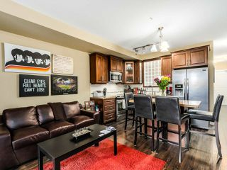 """Photo 5: 109 8328 207A Street in Langley: Willoughby Heights Condo for sale in """"YORKSON CREEK"""" : MLS®# R2023319"""