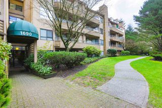 "Photo 2: 103 1690 AUGUSTA Avenue in Burnaby: Simon Fraser Univer. Condo for sale in ""Augusta Grove"" (Burnaby North)  : MLS®# R2036867"