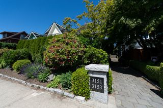 Photo 40: 3153 W 3RD Avenue in Vancouver: Kitsilano House 1/2 Duplex for sale (Vancouver West)  : MLS®# R2077742