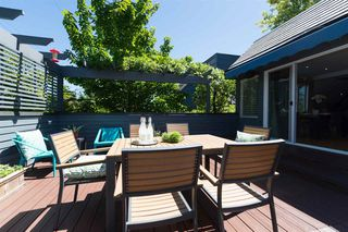 Photo 19: 3153 W 3RD Avenue in Vancouver: Kitsilano 1/2 Duplex for sale (Vancouver West)  : MLS®# R2077742