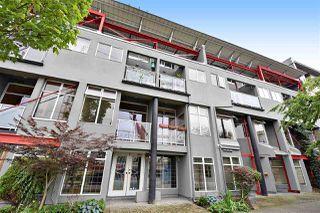 """Photo 1: U3 238 E 10TH Avenue in Vancouver: Mount Pleasant VE Condo for sale in """"STUDIO 10"""" (Vancouver East)  : MLS®# R2090056"""
