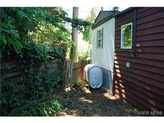 Photo 7: 1 1201 Craigflower Rd in VICTORIA: VR Glentana Manufactured Home for sale (View Royal)  : MLS®# 738635