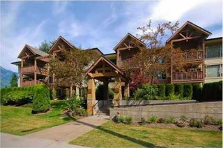 "Photo 1: 303 2323 MAMQUAM Road in Squamish: Garibaldi Highlands Condo for sale in ""The Symphony"" : MLS®# R2100603"
