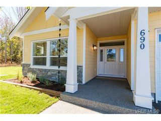 Photo 2: 690 Mill Bay Pl in MILL BAY: ML Mill Bay House for sale (Malahat & Area)  : MLS®# 742357