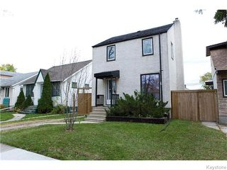Photo 1: 434 De La Morenie Street in Winnipeg: St Boniface Residential for sale (2A)  : MLS®# 1626732