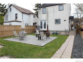 Photo 16: 434 De La Morenie Street in Winnipeg: St Boniface Residential for sale (2A)  : MLS®# 1626732