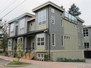 Photo 1: 112 2726 Peatt Road in VICTORIA: La Langford Proper Townhouse for sale (Langford)  : MLS®# 373202