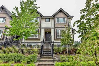 """Photo 1: 5 9077 150 Street in Surrey: Bear Creek Green Timbers Townhouse for sale in """"Crystal Living"""" : MLS®# R2133446"""