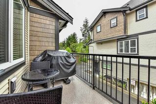"""Photo 19: 5 9077 150 Street in Surrey: Bear Creek Green Timbers Townhouse for sale in """"Crystal Living"""" : MLS®# R2133446"""