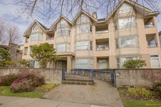 "Photo 1: 207 2355 W BROADWAY in Vancouver: Kitsilano Condo for sale in ""CONNAUGHT PARK PLACE"" (Vancouver West)  : MLS®# R2140254"