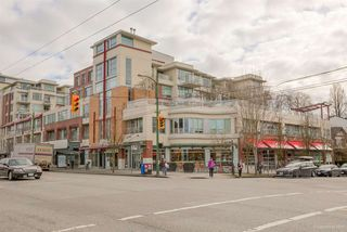 "Photo 15: 207 2355 W BROADWAY in Vancouver: Kitsilano Condo for sale in ""CONNAUGHT PARK PLACE"" (Vancouver West)  : MLS®# R2140254"