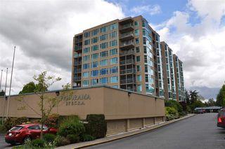 "Main Photo: 811 12148 224TH Street in Maple Ridge: East Central Condo for sale in ""PANAROMA - ECRA"" : MLS®# R2165907"