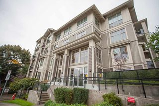 Photo 1: 408 240 FRANCIS Way in New Westminster: Fraserview NW Condo for sale : MLS®# R2202537