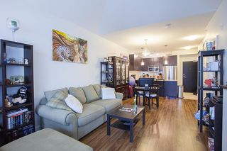 Photo 3: 408 240 FRANCIS Way in New Westminster: Fraserview NW Condo for sale : MLS®# R2202537