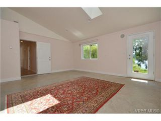 Photo 14: 4955 Prospect Lake Road in VICTORIA: SW Prospect Lake Residential for sale (Saanich West)  : MLS®# 326198