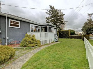Photo 1: 700 Cowper Street in VICTORIA: SW Gorge Single Family Detached for sale (Saanich West)  : MLS®# 389551