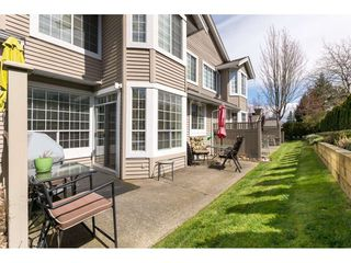 """Photo 19: 31 2688 150 Street in Surrey: Sunnyside Park Surrey Townhouse for sale in """"Westmoor"""" (South Surrey White Rock)  : MLS®# R2256437"""
