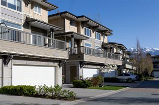 """Photo 1: 28 40632 GOVERNMENT Road in Squamish: Brackendale Townhouse for sale in """"RIVERSWALK"""" : MLS®# R2261504"""