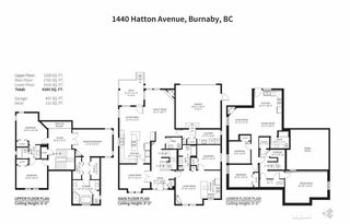 Photo 20: 1440 HATTON Avenue in Burnaby: Simon Fraser Univer. House for sale (Burnaby North)  : MLS®# R2265534