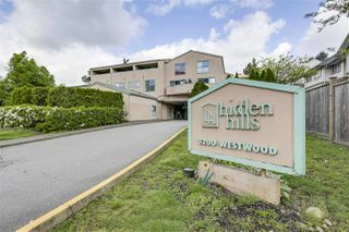 """Photo 18: 34 3200 WESTWOOD Street in Port Coquitlam: Central Pt Coquitlam Condo for sale in """"HIDDEN HILLS"""" : MLS®# R2266792"""
