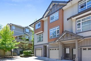 "Photo 1: 38 2979 156 Street in Surrey: Grandview Surrey Townhouse for sale in ""Enclave"" (South Surrey White Rock)  : MLS®# R2283662"