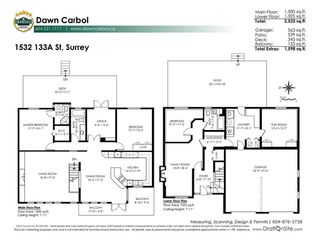 """Photo 20: 1532 133A Street in Surrey: Crescent Bch Ocean Pk. House for sale in """"Marine Terrace"""" (South Surrey White Rock)  : MLS®# R2290341"""