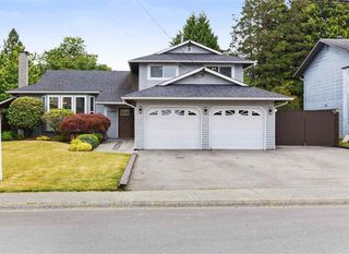 Photo 1: 11886 BONSON Road in Pitt Meadows: Central Meadows House for sale : MLS®# R2292813