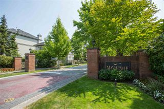 "Photo 1: 74 3880 WESTMINSTER Highway in Richmond: Terra Nova Townhouse for sale in ""The Mayflower"" : MLS®# R2293969"
