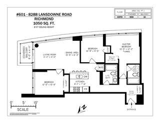 "Photo 19: 601 8288 LANSDOWNE Road in Richmond: Brighouse Condo for sale in ""VERSANTE"" : MLS®# R2302024"