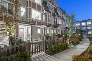 """Photo 1: 117 10151 240 Street in Maple Ridge: Albion Townhouse for sale in """"Albion Station"""" : MLS®# R2307522"""