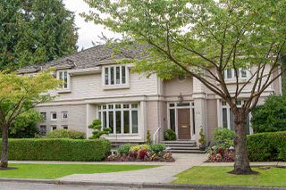 Photo 1: 6711 BEECHWOOD Street in Vancouver: S.W. Marine House for sale (Vancouver West)  : MLS®# R2307899