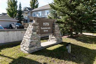 Main Photo: 51 1179 Summerside Drive in Edmonton: Zone 53 Carriage for sale : MLS®# E4130499
