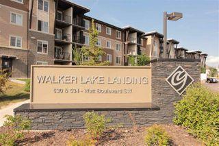 Main Photo: 207 534 watt Boulevard in Edmonton: Zone 53 Condo for sale : MLS®# E4130819