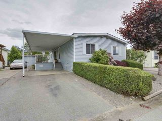 "Photo 1: 162 145 KING EDWARD Street in Coquitlam: Central Coquitlam Manufactured Home for sale in ""MILL CREEK PARK"" : MLS®# R2313988"