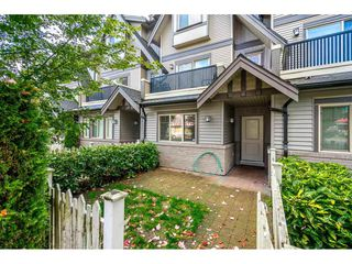 "Photo 1: 106 13368 72 Avenue in Surrey: West Newton Townhouse for sale in ""Crafton Hill"" : MLS®# R2314183"