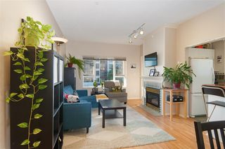 """Photo 2: 201 221 ELEVENTH Street in New Westminster: Uptown NW Condo for sale in """"THE STANFORD"""" : MLS®# R2324318"""