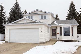 Photo 1: 6 DENAULT Place: St. Albert House for sale : MLS®# E4137143