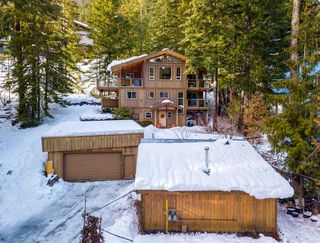 "Photo 1: 8349 NEEDLES Drive in Whistler: Alpine Meadows House for sale in ""ALPINE MEADOWS"" : MLS®# R2328390"