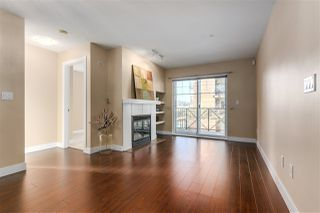 "Photo 2: 204 3250 ST JOHNS Street in Port Moody: Port Moody Centre Condo for sale in ""The SQUARE"" : MLS®# R2338954"