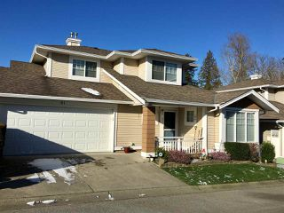 "Photo 2: 61 6885 184 Street in Surrey: Cloverdale BC Townhouse for sale in ""CREEKSIDE"" (Cloverdale)  : MLS®# R2339507"