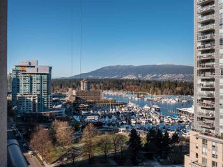 "Main Photo: 1402 1228 W HASTINGS Street in Vancouver: Coal Harbour Condo for sale in ""Palladio"" (Vancouver West)  : MLS®# R2339961"