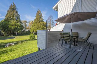 "Photo 19: 35 45215 WOLFE Road in Chilliwack: Chilliwack W Young-Well Townhouse for sale in ""PARKSIDE GARDENS"" : MLS®# R2341522"
