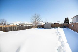 Photo 20: 73 Ferngrove Walk in Winnipeg: Riverbend Residential for sale (4E)  : MLS®# 1903573