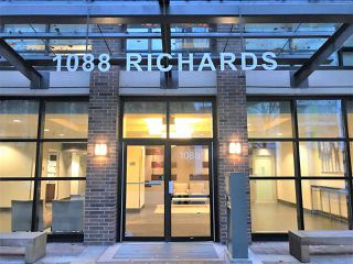 "Photo 1: 710 1088 RICHARDS Street in Vancouver: Yaletown Condo for sale in ""Richards Living"" (Vancouver West)  : MLS®# R2349020"