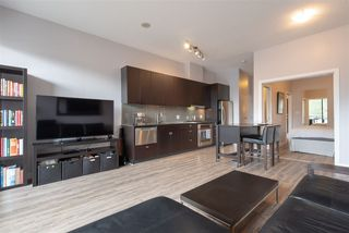 "Photo 3: 402 121 BREW Street in Port Moody: Port Moody Centre Condo for sale in ""Room"" : MLS®# R2350166"
