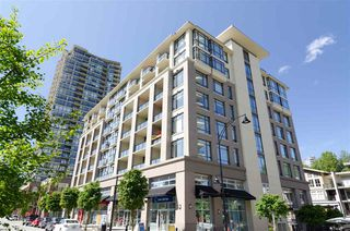 "Photo 1: 402 121 BREW Street in Port Moody: Port Moody Centre Condo for sale in ""Room"" : MLS®# R2350166"