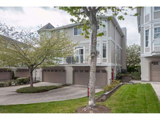 """Main Photo: 6529 121A Street in Surrey: West Newton Townhouse for sale in """"Hatfield Park"""" : MLS®# R2366241"""