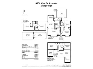 Photo 20: 3506 W 36TH Avenue in Vancouver: Dunbar House for sale (Vancouver West)  : MLS®# R2368602
