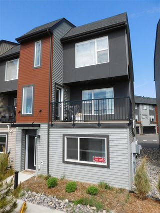 Main Photo: 33 1075 ROSENTHAL Boulevard in Edmonton: Zone 58 Townhouse for sale : MLS®# E4156567